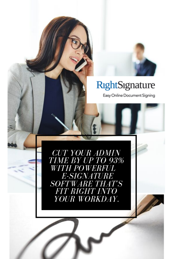 right sign ad